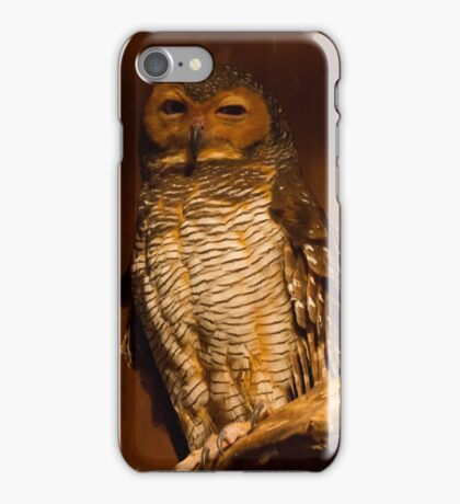 I'm So Sleepy iPhone Case/Skin