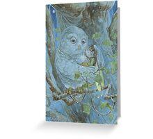 Luna Fairy Greeting Card