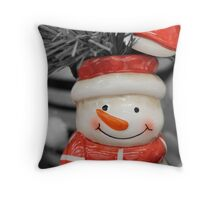 Frosty Pops(sounds like a cereal... ) Throw Pillow