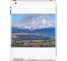 Valley View iPad Case/Skin
