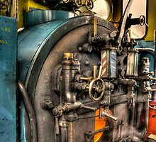 The Inside Of Thomas by Dave Warren