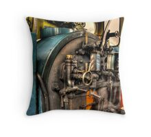 The Inside Of Thomas Throw Pillow