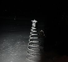 Christmas Spiral by Sarah McKoy