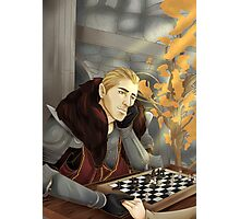 Commander Charming Photographic Print