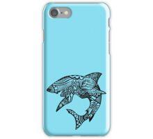 Shark_bite iPhone Case/Skin