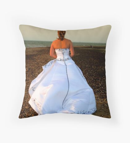 """""""Gone with the Wind"""" Throw Pillow"""
