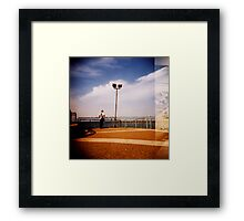 nothing to offer anybody except my own confusion Framed Print