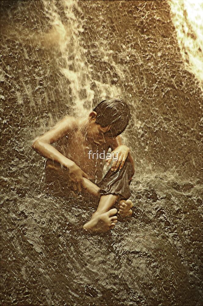 water boy by Amagoia  Akarregi