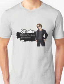 Shades Joins The Battle! Unisex T-Shirt