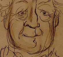 Bernard Bolan by martin pearson
