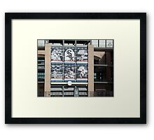 White Sox Greats...  Framed Print