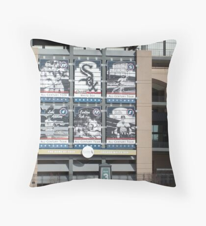 White Sox Greats...  Throw Pillow