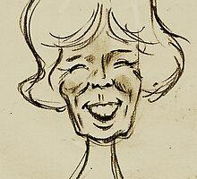 Eleanor Carney by martin pearson