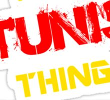 It's a TUNIS thing, you wouldn't understand !! Sticker