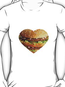 The Burger Life T-Shirt