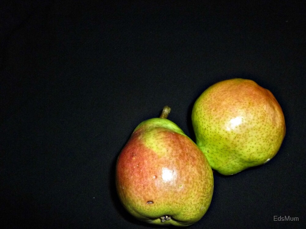 Firm Ripe Pears by EdsMum