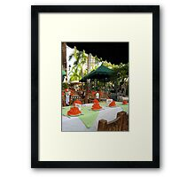 Authentic Mexican Framed Print