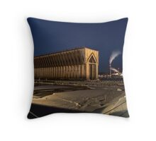 Landmark  Throw Pillow