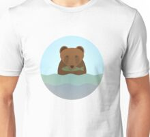 Bearly Trying Unisex T-Shirt