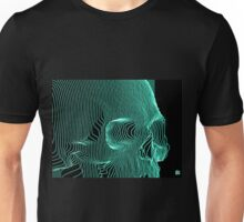 Digital Skull Unisex T-Shirt