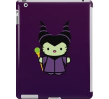 Hello Kitty - Maleficent iPad Case/Skin