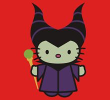 Hello Kitty - Maleficent Kids Clothes