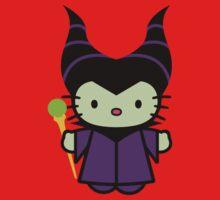 Hello Kitty - Maleficent Kids Clothes
