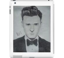 Justin Timberlake 2 iPad Case/Skin