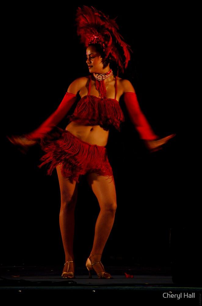 DANCING QUEEN by Cheryl Hall
