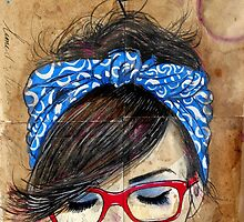 just now gone by Loui  Jover