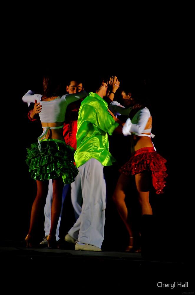 DANCING IN THE DARK by Cheryl Hall