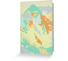 Arctic Desert 4 Greeting Card