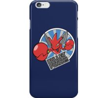 Bullet Punch! iPhone Case/Skin
