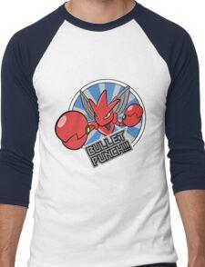 Bullet Punch! Men's Baseball ¾ T-Shirt