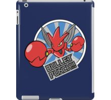 Bullet Punch! iPad Case/Skin