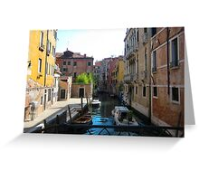 Have you been to Venice, Italy Greeting Card