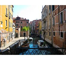 Have you been to Venice, Italy Photographic Print