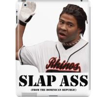 Slap Ass iPad Case/Skin