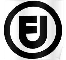Fair use logo Poster
