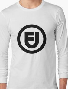 Fair use logo Long Sleeve T-Shirt
