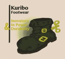 Kuribo Footwear by B. Ray Pennington