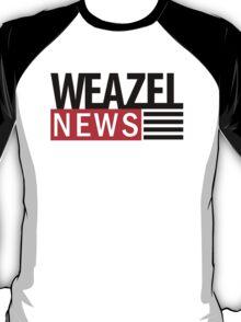 WEAZEL News T-Shirt