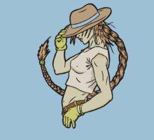 Cowgirl by Sturstein