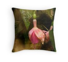 The Science of Love Throw Pillow