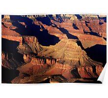 Grand Canyon Light - Arizona Poster