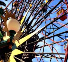 Mickey's Fun Wheel Sticker