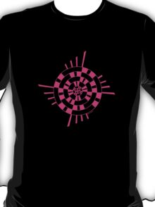 Mandala 1 Pretty In Pink  T-Shirt
