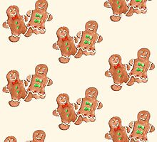Gingerbread People by bythestream