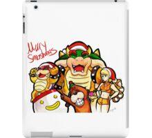 Merry Smashmas iPad Case/Skin