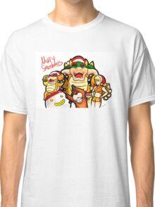 Merry Smashmas Classic T-Shirt